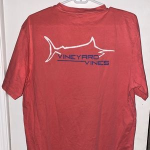 Vineyard Vines Coral T-shirt